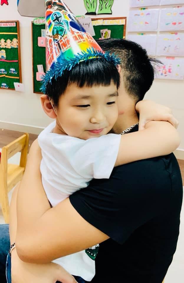 Đã ly hôn 3 năm, Thành Đạt vẫn cùng Diệp Bảo Ngọc tổ chức sinh nhật con con trai - Ảnh 2.