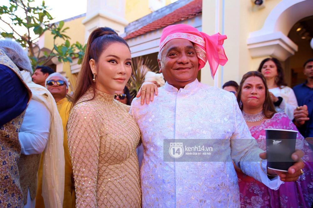 Lý Nhã Kỳ là nghệ sĩ Vbiz duy nhất được mời tham dự đám cưới cặp đôi tỷ phú Ấn Độ diễn ra ở Phú Quốc - Ảnh 2.