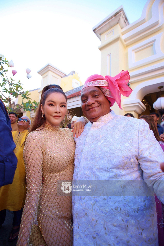 Lý Nhã Kỳ là nghệ sĩ Vbiz duy nhất được mời tham dự đám cưới cặp đôi tỷ phú Ấn Độ diễn ra ở Phú Quốc - Ảnh 3.