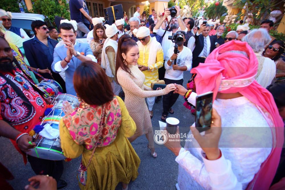 Lý Nhã Kỳ là nghệ sĩ Vbiz duy nhất được mời tham dự đám cưới cặp đôi tỷ phú Ấn Độ diễn ra ở Phú Quốc - Ảnh 5.