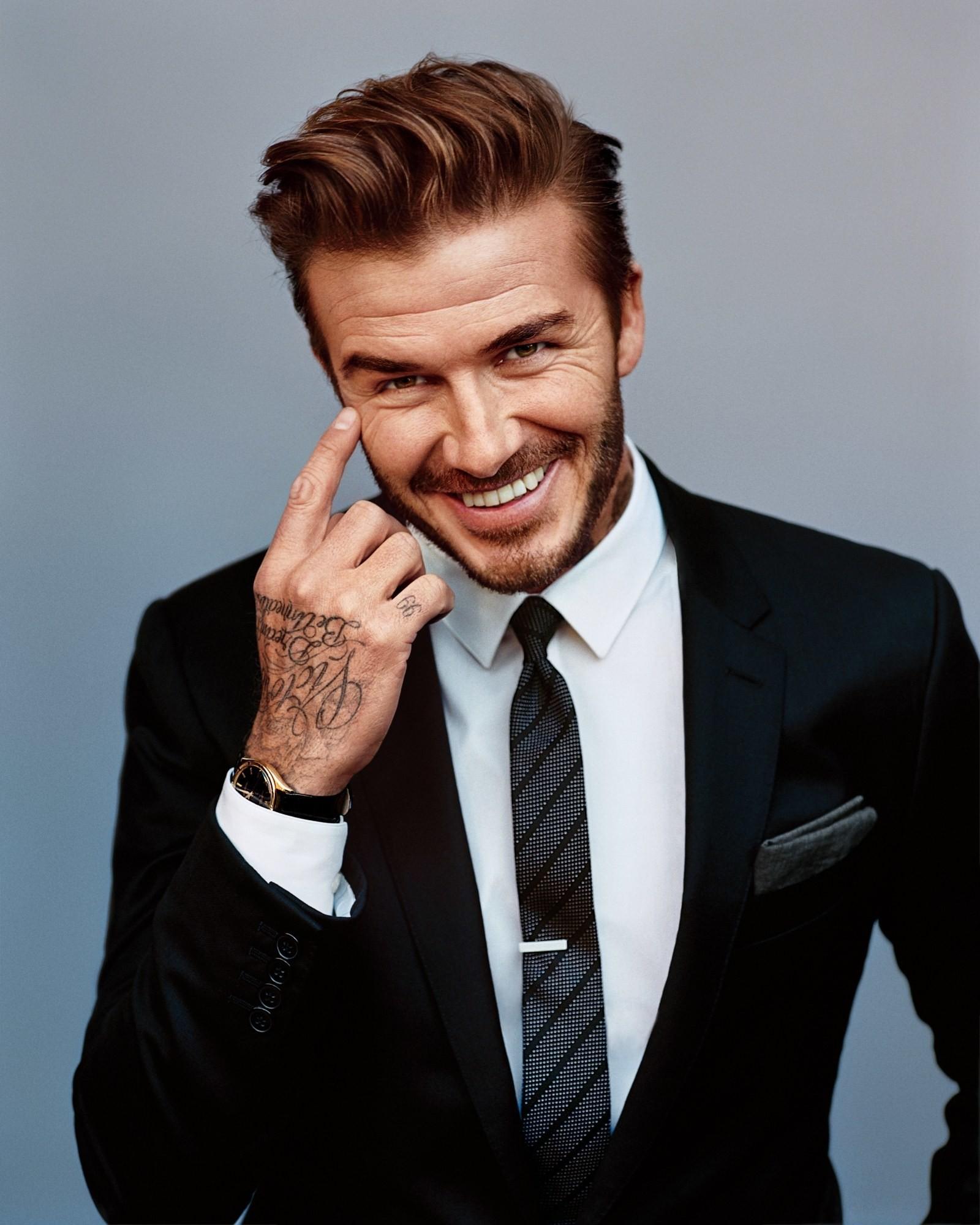 Cuối cùng David Beckham đã xuất hiện tại sự kiện ở TP.HCM: Ngôi sao quốc tế chuẩn bị gặp gỡ 2 cầu thủ Việt đình đám - Ảnh 12.