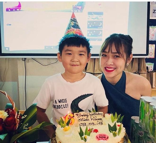 Đã ly hôn 3 năm, Thành Đạt vẫn cùng Diệp Bảo Ngọc tổ chức sinh nhật con con trai - Ảnh 3.