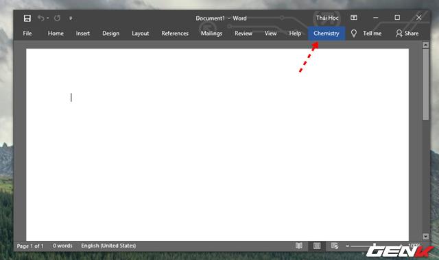 Hướng dẫn cách viết công thức Hóa học chuyên nghiệp và pro trong Microsoft Word - Ảnh 11.