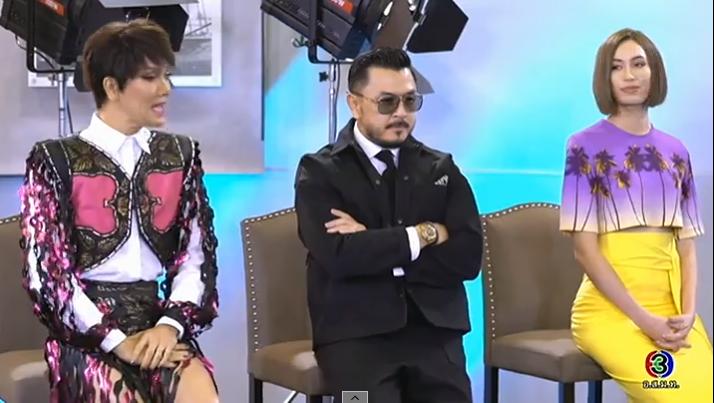 The Face Thailand: 3 cố vấn sẽ
