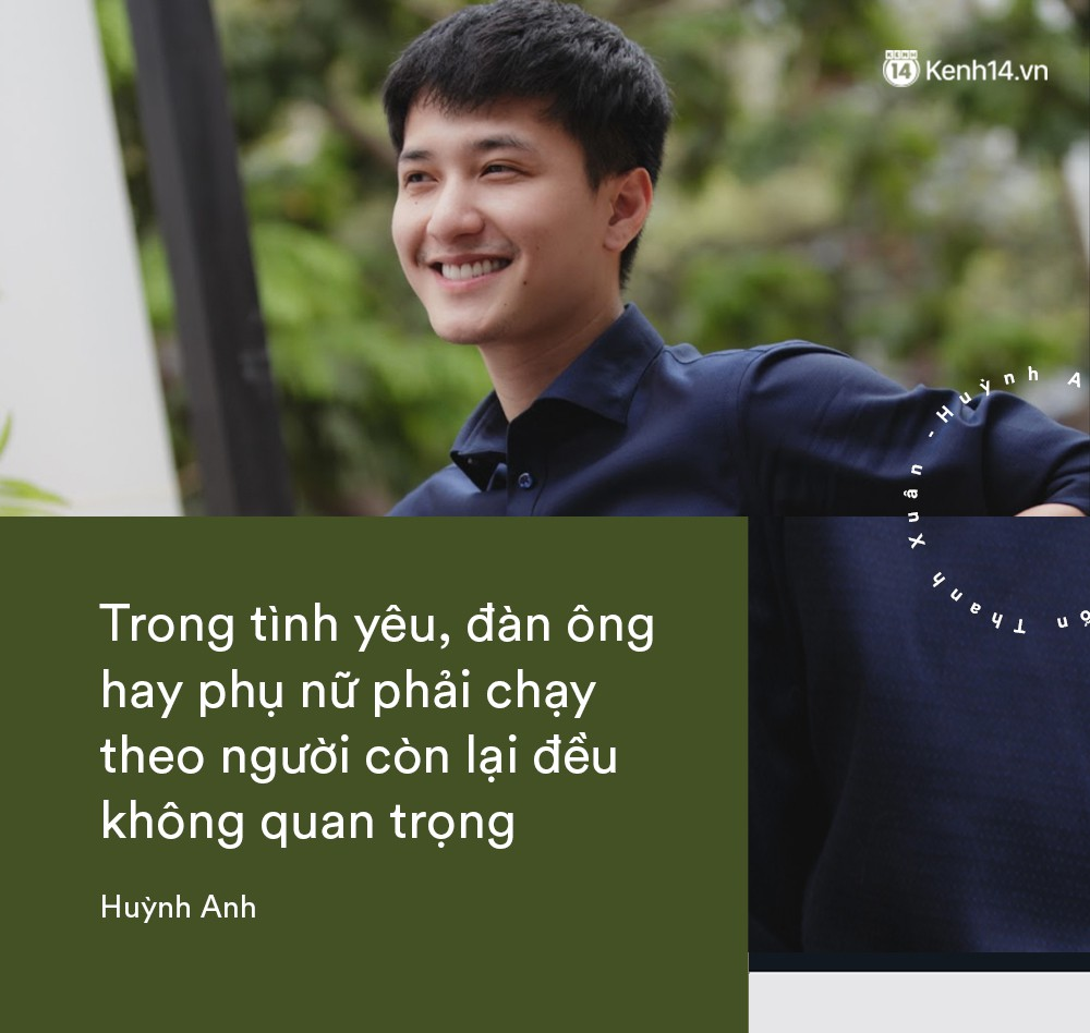Huỳnh Anh kể chuyện Chạy Trốn Thanh Xuân: Phi không chết vì An, không yêu An thì yêu ai! - Ảnh 12.