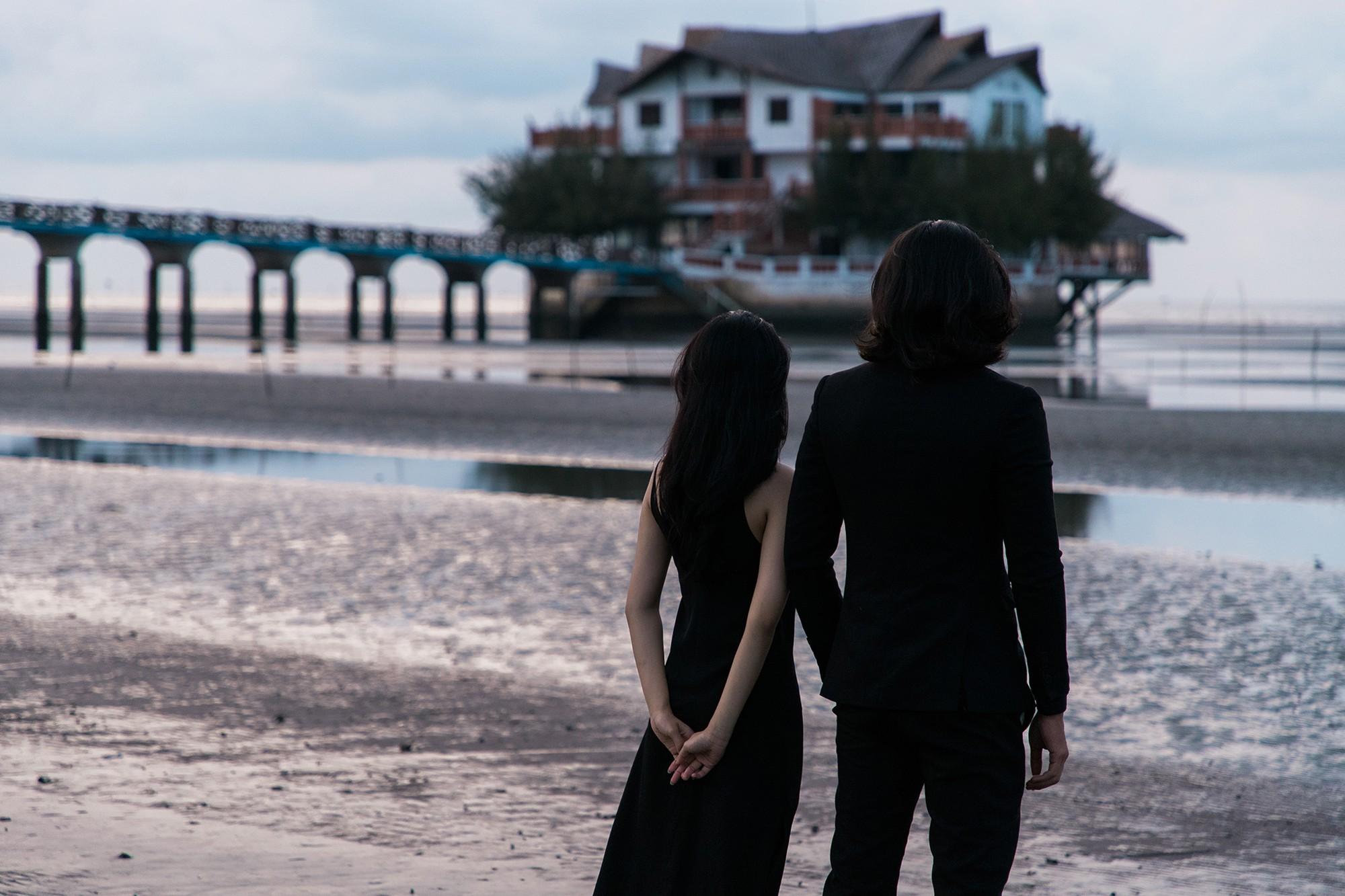 Phát hiện toạ độ chụp ảnh đẹp như ngôn tình Hàn Quốc tại biển Cần Giờ - Ảnh 6.