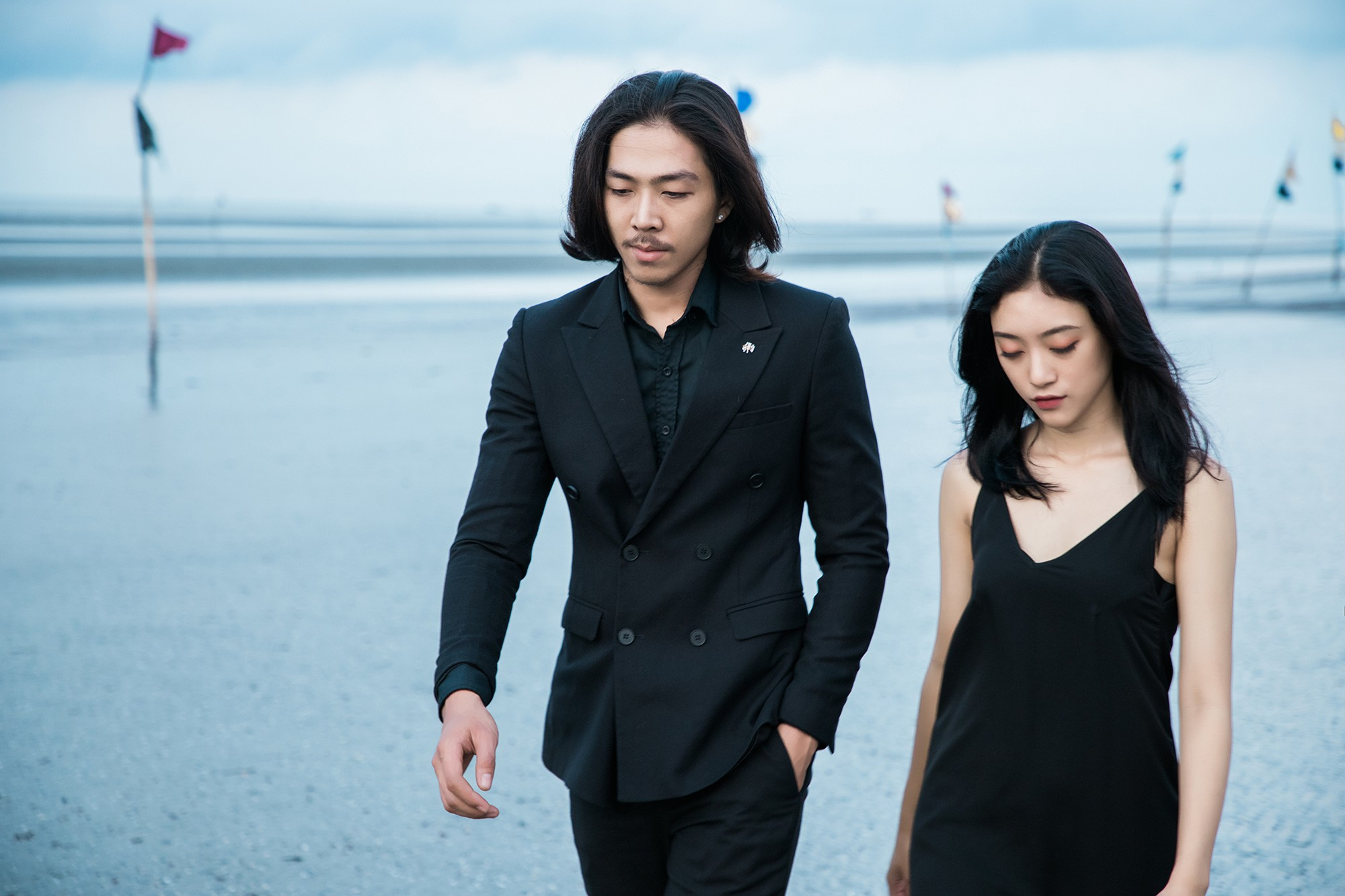 Phát hiện toạ độ chụp ảnh đẹp như ngôn tình Hàn Quốc tại biển Cần Giờ - Ảnh 7.