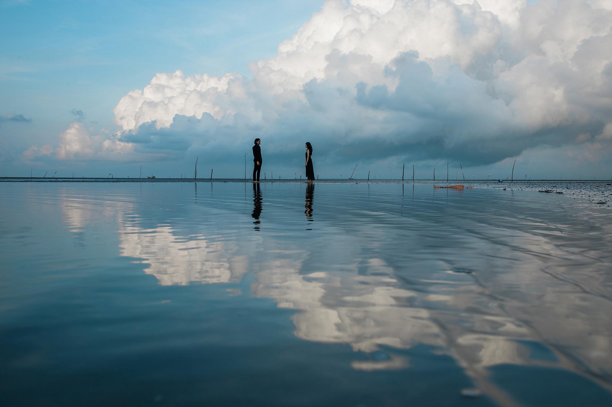 Phát hiện toạ độ chụp ảnh đẹp như ngôn tình Hàn Quốc tại biển Cần Giờ - Ảnh 11.