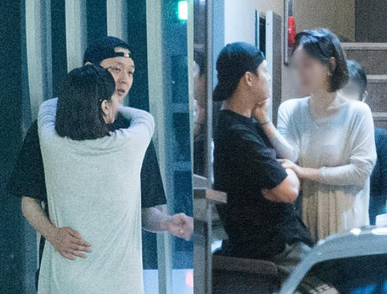 Shock: Yoochun's ex-sister is accused of using stone drugs, using tricks to escape easily thanks to the tycoon line - Picture 5.
