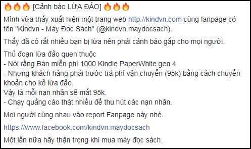 Đến bao giờ dân mạng Việt mới bớt bị lừa đồ miễn phí trên Facebook, mất tiền trăm triệu như thế này? - Ảnh 5.