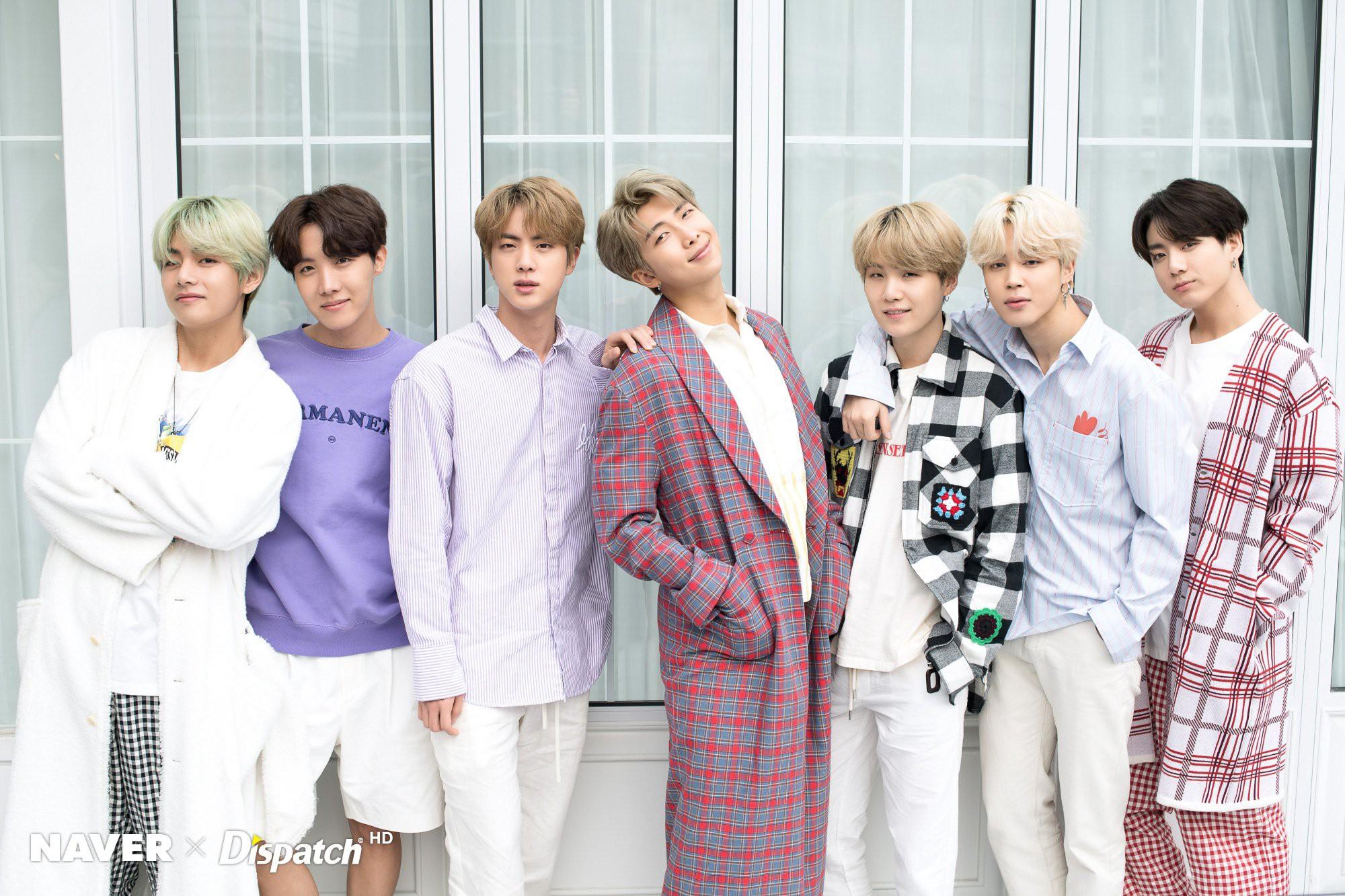 """BTS hoàn toàn có thể chiến thắng hạng mục """"Top Group/Duo tại BBMAs 2019 và đây là lý do - Ảnh 1."""