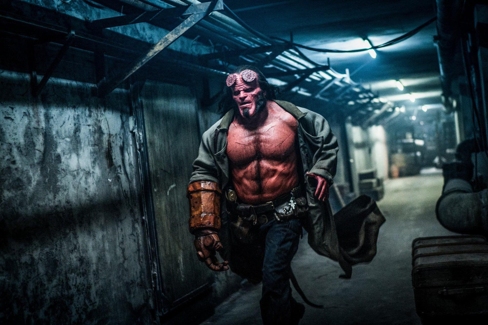 Bấm vào đây ngay, nắm thóp tất tần tật về chàng quỷ đỏ Hellboy trong 3 nốt nhạc trước khi ra rạp! - Ảnh 3.