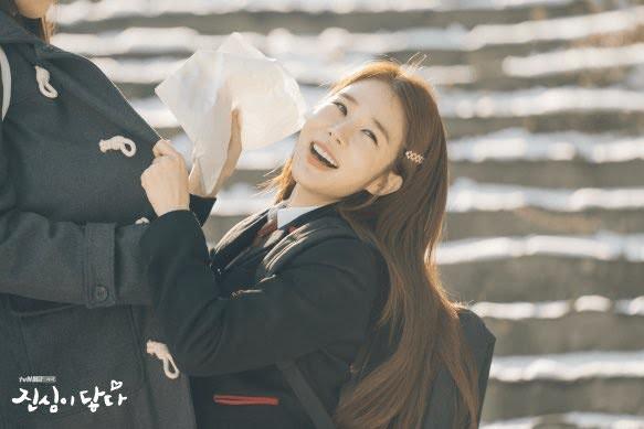 Mắt tròn mắt dẹt dàn sao Hàn hơn 30 tuổi đình đám mặc đồng phục học sinh: Toàn thánh hack tuổi, số 1 và 5 bất ngờ - Ảnh 5.