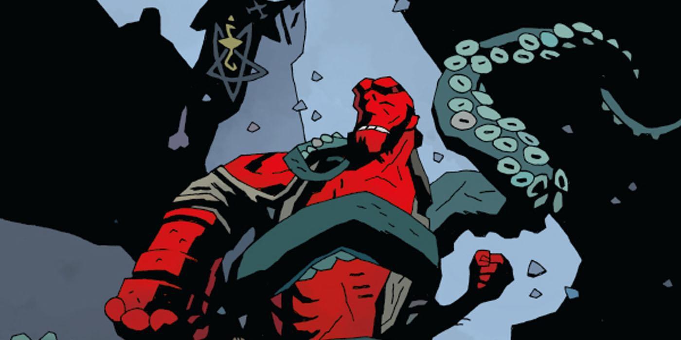 Bấm vào đây ngay, nắm thóp tất tần tật về chàng quỷ đỏ Hellboy trong 3 nốt nhạc trước khi ra rạp! - Ảnh 1.