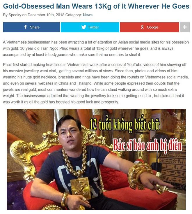 Chân dung Phúc XO: Từ đại gia thuê vệ sĩ cầm vàng đến chủ quán karaoke 60 tỷ bị tạm giữ vì dính líu ma túy - Ảnh 10.