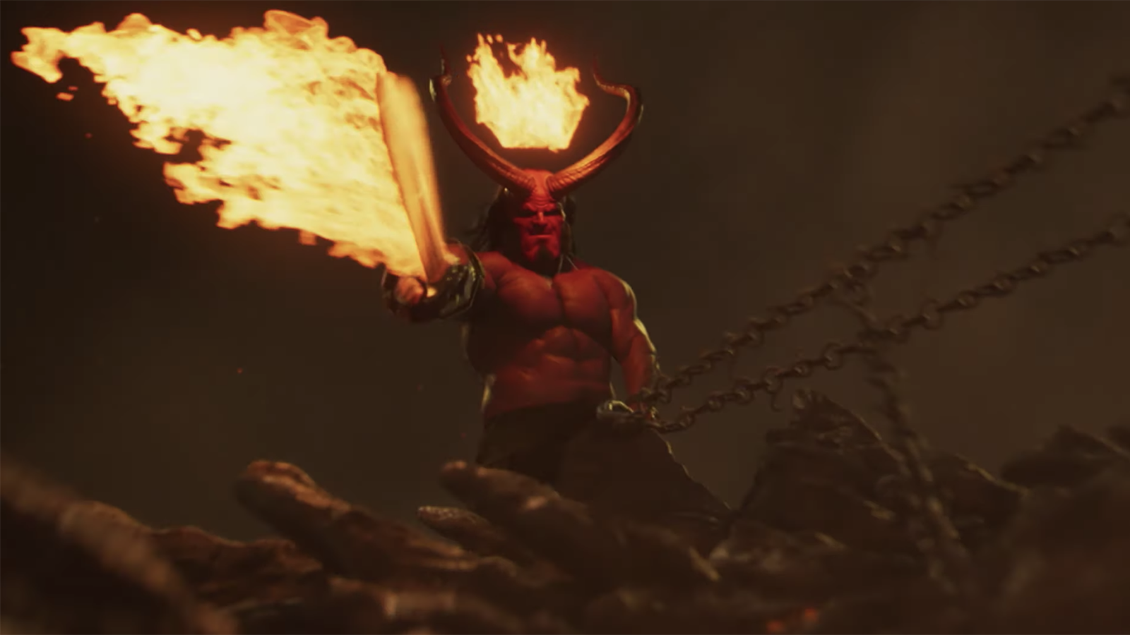 Bấm vào đây ngay, nắm thóp tất tần tật về chàng quỷ đỏ Hellboy trong 3 nốt nhạc trước khi ra rạp! - Ảnh 4.