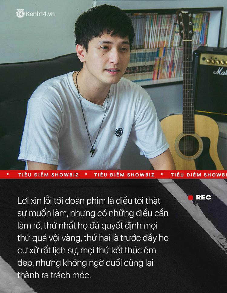 Huỳnh Anh: Tôi biết lỗi của mình, nhưng tôi cũng cần lời xin lỗi từ đoàn phim - Ảnh 3.