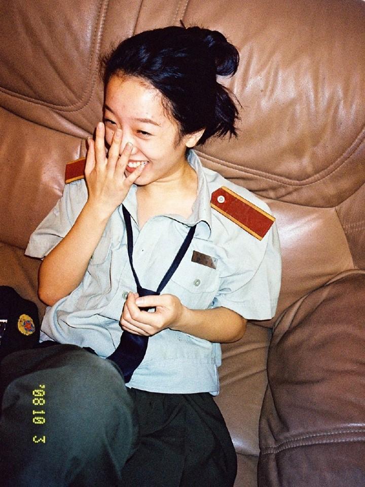Bộ ảnh chụp vợ suốt gần 1 thập kỷ đầy cảm xúc của nhiếp ảnh gia Trung Quốc: Tôi chỉ say đắm một người phụ nữ đến tận cuối đời - Ảnh 4.