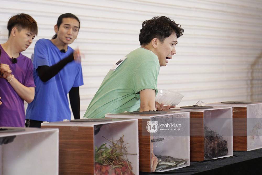 Running Man - Không lên sóng: Lan Ngọc bật khóc, BB Trần thắc mắc sao không bỏ... con gái vào Chiếc hộp bí mật? - Ảnh 2.