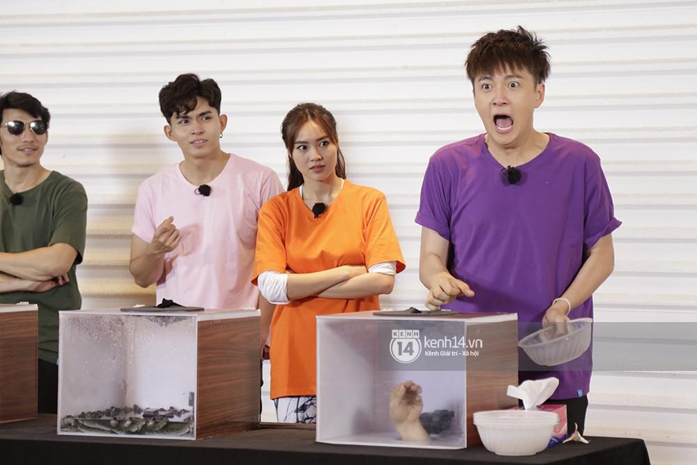 Running Man - Không lên sóng: Lan Ngọc bật khóc, BB Trần thắc mắc sao không bỏ... con gái vào Chiếc hộp bí mật? - Ảnh 4.