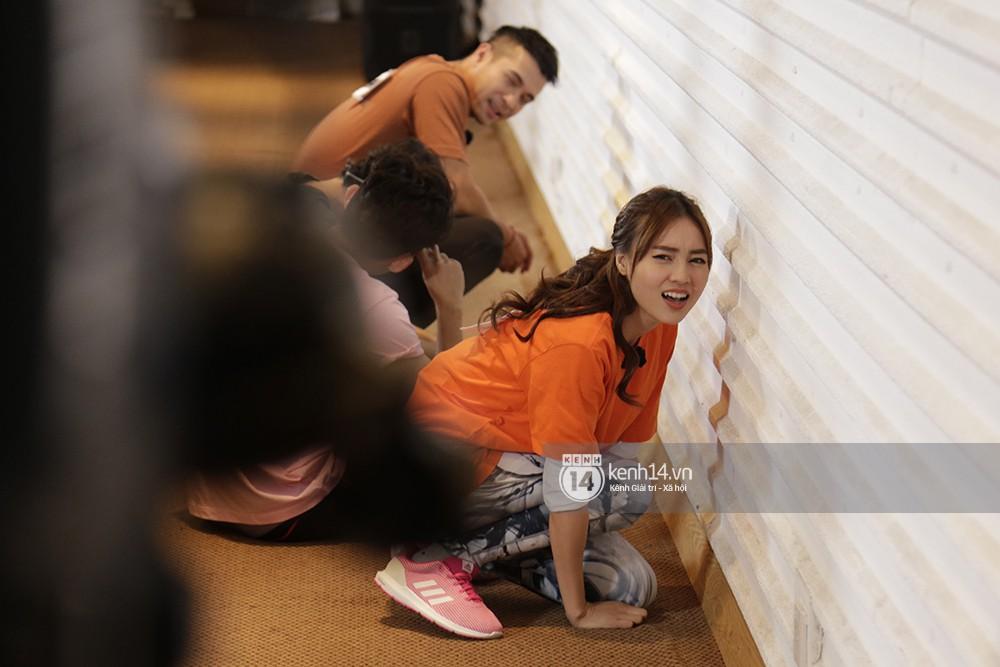 Running Man - Không lên sóng: Lan Ngọc bật khóc, BB Trần thắc mắc sao không bỏ... con gái vào Chiếc hộp bí mật? - Ảnh 5.