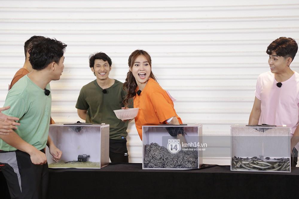 Running Man - Không lên sóng: Lan Ngọc bật khóc, BB Trần thắc mắc sao không bỏ... con gái vào Chiếc hộp bí mật? - Ảnh 6.