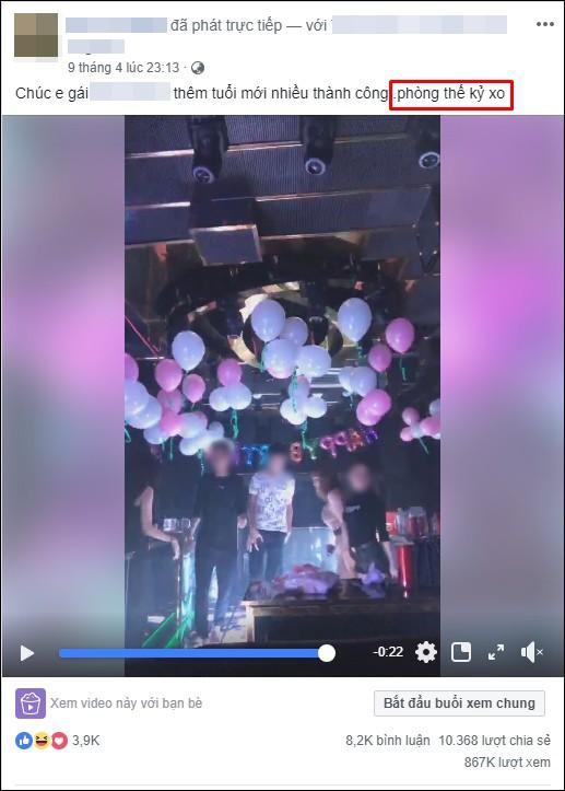 Clip nhóm nam nữ sử dụng ma túy trong quán karaoke của Phúc XO đang được chia sẻ rầm rộ - Ảnh 4.