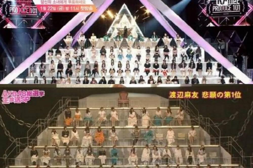 Từng bị cho là đạo nhái AKB48, Produce 101 giờ lại được Nhật Bản mua bản quyền thực hiện - Ảnh 1.