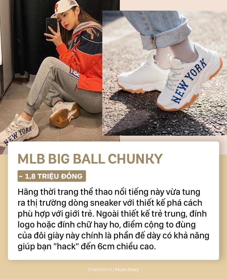 Những đôi sneaker này tuy thô kệch nhưng lại được sao Hàn cũng như các tín đồ thời trang Hàn Quốc vô cùng ưa chuộng - Ảnh 5.