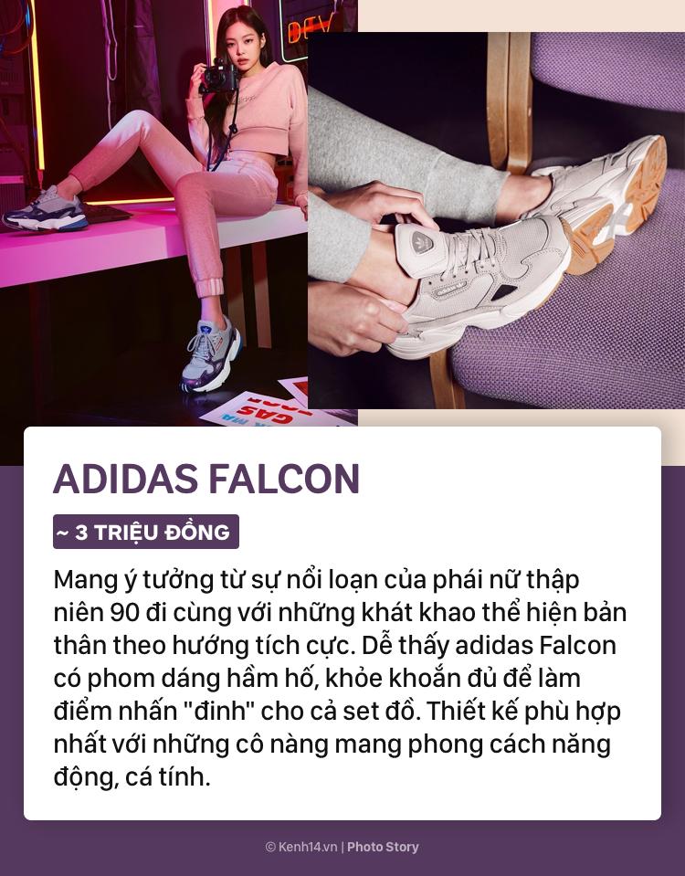 Những đôi sneaker này tuy thô kệch nhưng lại được sao Hàn cũng như các tín đồ thời trang Hàn Quốc vô cùng ưa chuộng - Ảnh 7.