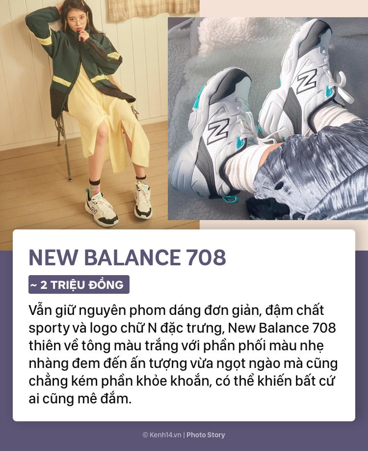 Những đôi sneaker này tuy thô kệch nhưng lại được sao Hàn cũng như các tín đồ thời trang Hàn Quốc vô cùng ưa chuộng - Ảnh 9.