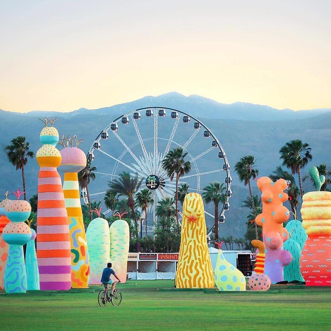 Trai xinh gái đẹp toàn thế giới hội tụ, Coachella - lễ hội âm nhạc lớn nhất hành tinh chính thức khai màn - Ảnh 5.