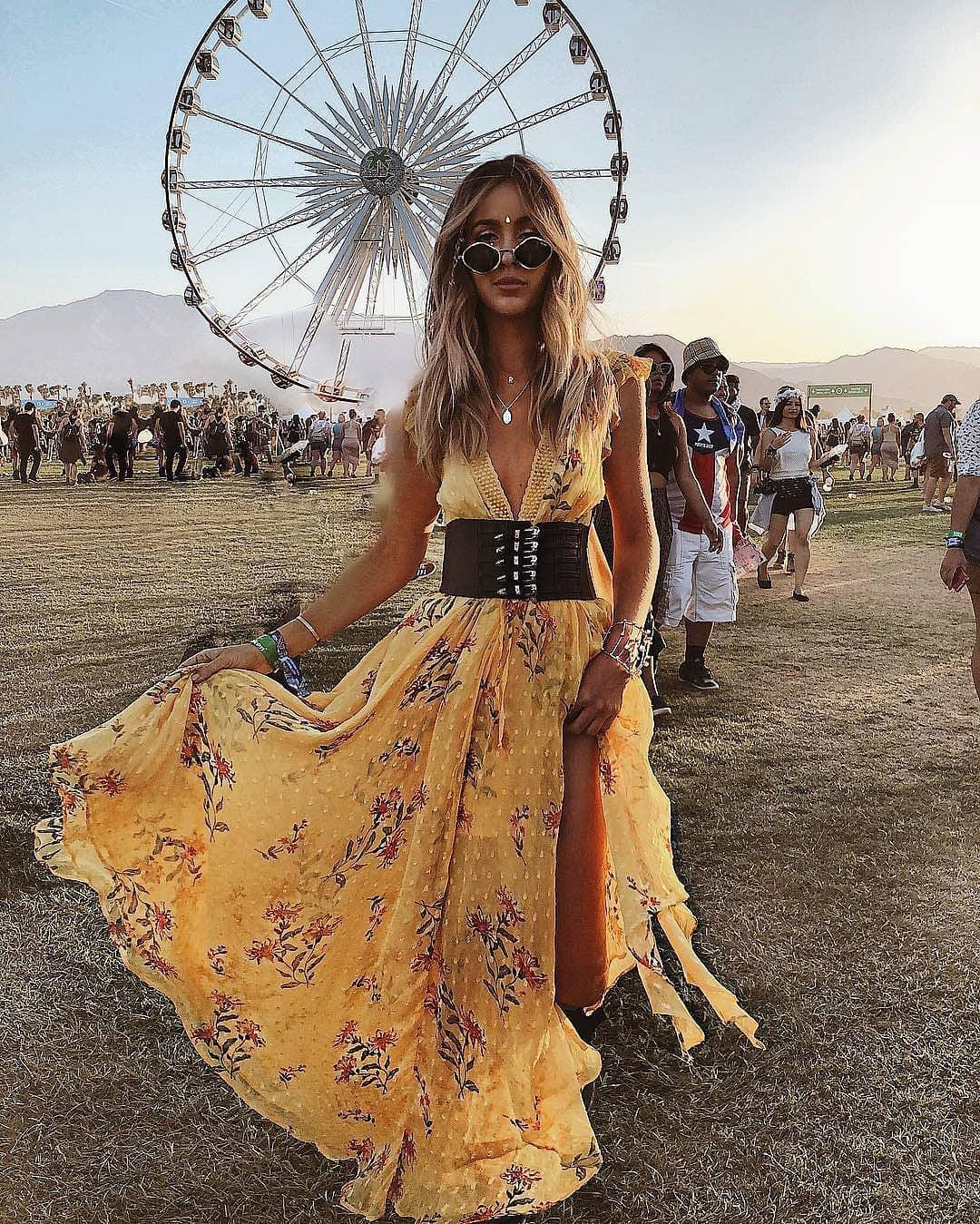 Trai xinh gái đẹp toàn thế giới hội tụ, Coachella - lễ hội âm nhạc lớn nhất hành tinh chính thức khai màn - Ảnh 10.