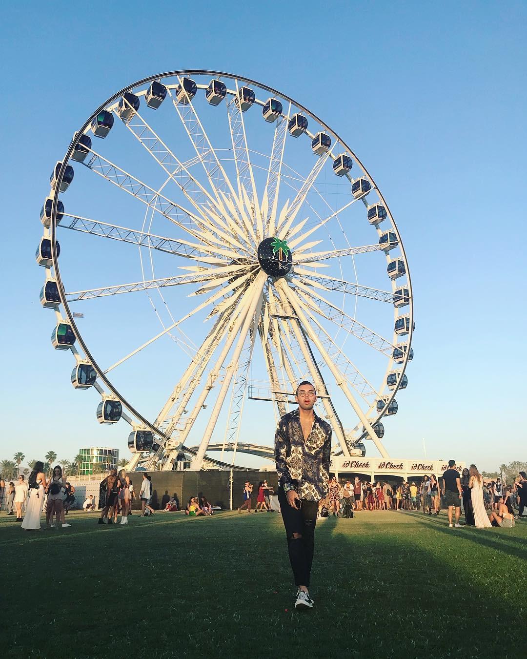 Trai xinh gái đẹp toàn thế giới hội tụ, Coachella - lễ hội âm nhạc lớn nhất hành tinh chính thức khai màn - Ảnh 13.