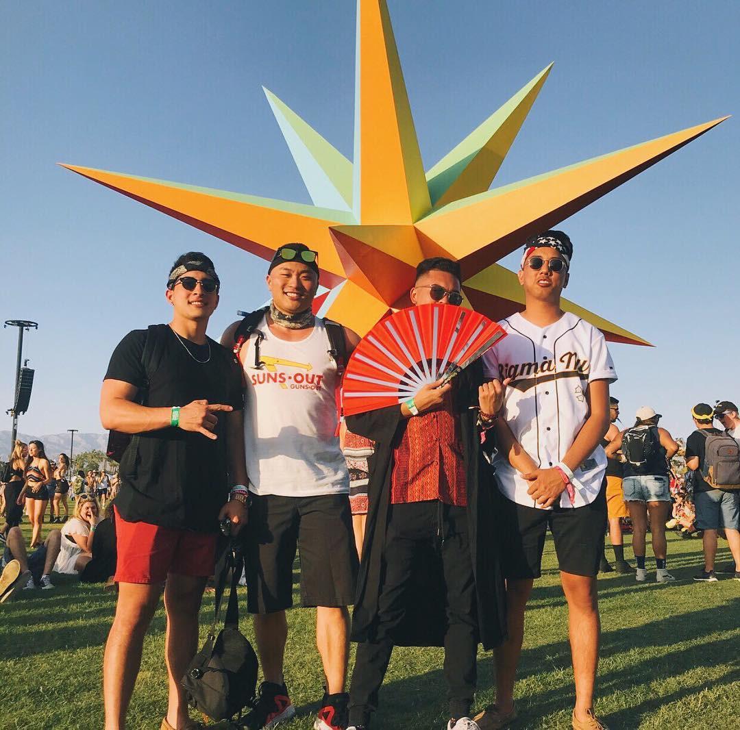 Trai xinh gái đẹp toàn thế giới hội tụ, Coachella - lễ hội âm nhạc lớn nhất hành tinh chính thức khai màn - Ảnh 16.