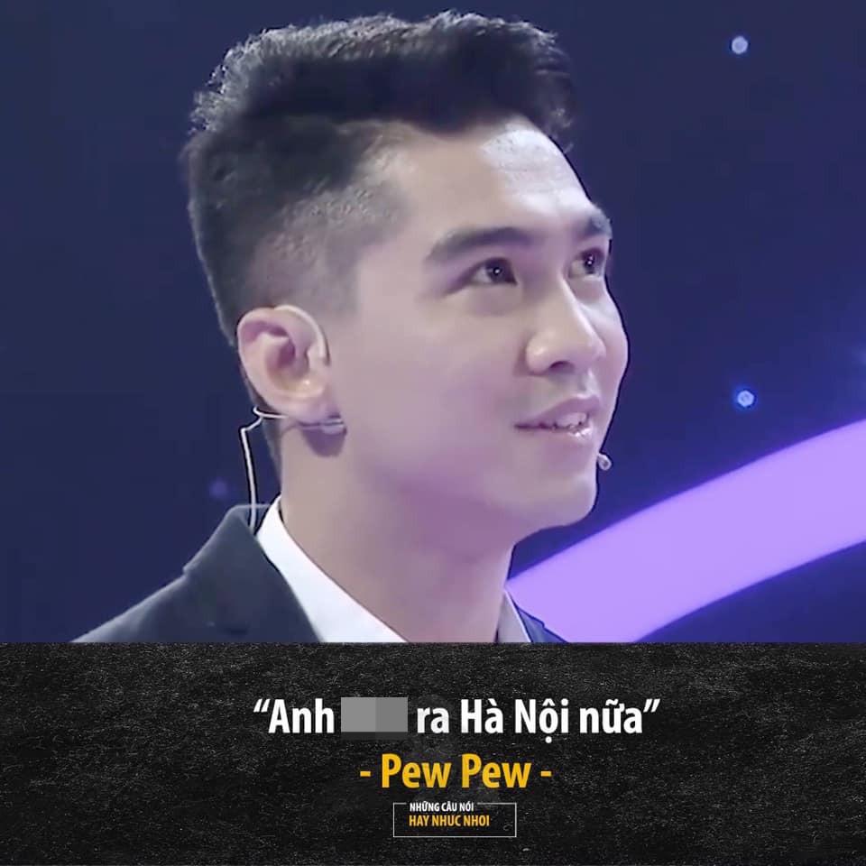 Không phải ai khác, PewPew với câu nói Anh không ngại ra Hà Nội mới là tâm điểm của MXH hôm nay - Ảnh 3.