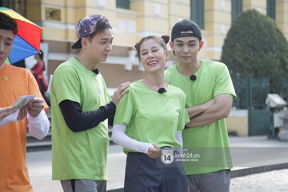 Độc quyền Running Man: Nam Thư giật tóc Lan Ngọc, ai sẽ thắng? - Ảnh 6.