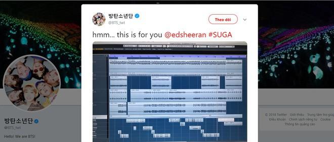 """Ca khúc BTS sáng tác cùng Ed Sheeran hay không kém gì """"Boy With Luv"""" nhưng bí mật từ bộ 3 rapper mới khiến fan choáng váng - Ảnh 3."""