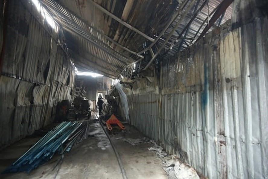 Đã xác định nguyên nhân vụ cháy ở Trung Văn khiến 8 người tử vong - Ảnh 1.