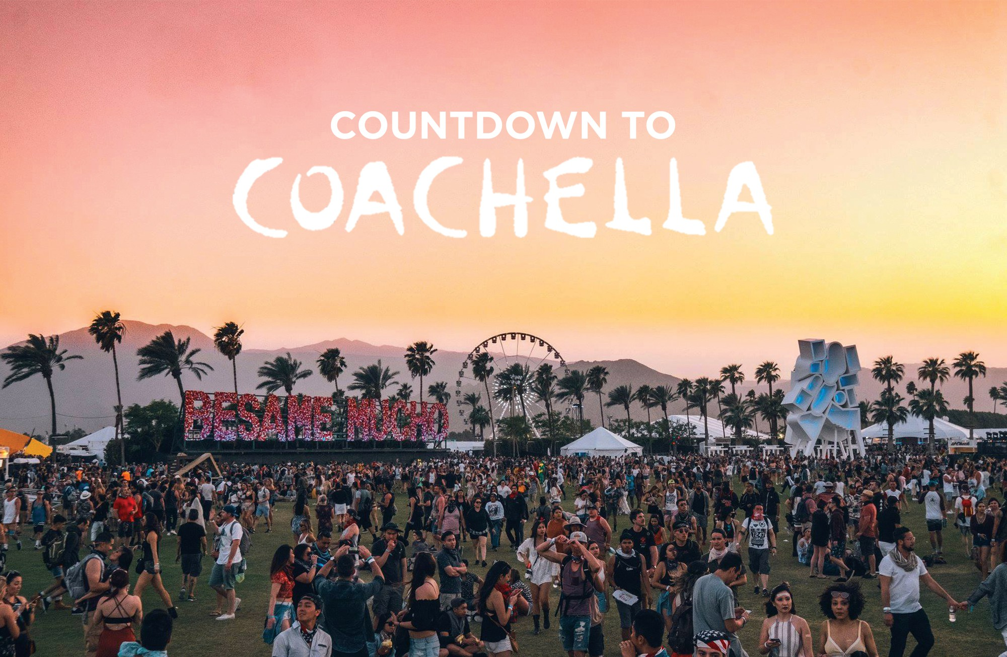 Trai xinh gái đẹp toàn thế giới hội tụ, Coachella - lễ hội âm nhạc lớn nhất hành tinh chính thức khai màn - Ảnh 1.