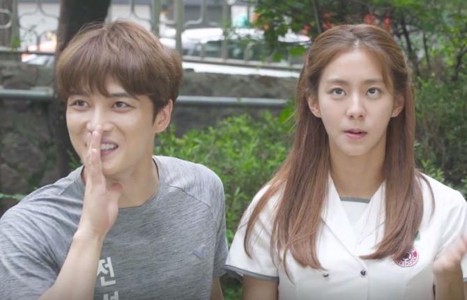 Chuyện khó tin: Fangirl Park Min Young sắp phá kỉ lục rating chạm đáy, hất cẳng luôn người anh Kim Jae Joong (JYJ)! - Ảnh 2.