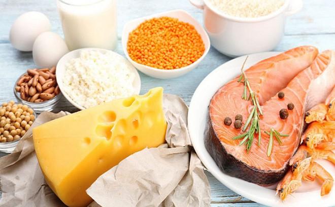 Nạp đủ vitamin D cho cơ thể