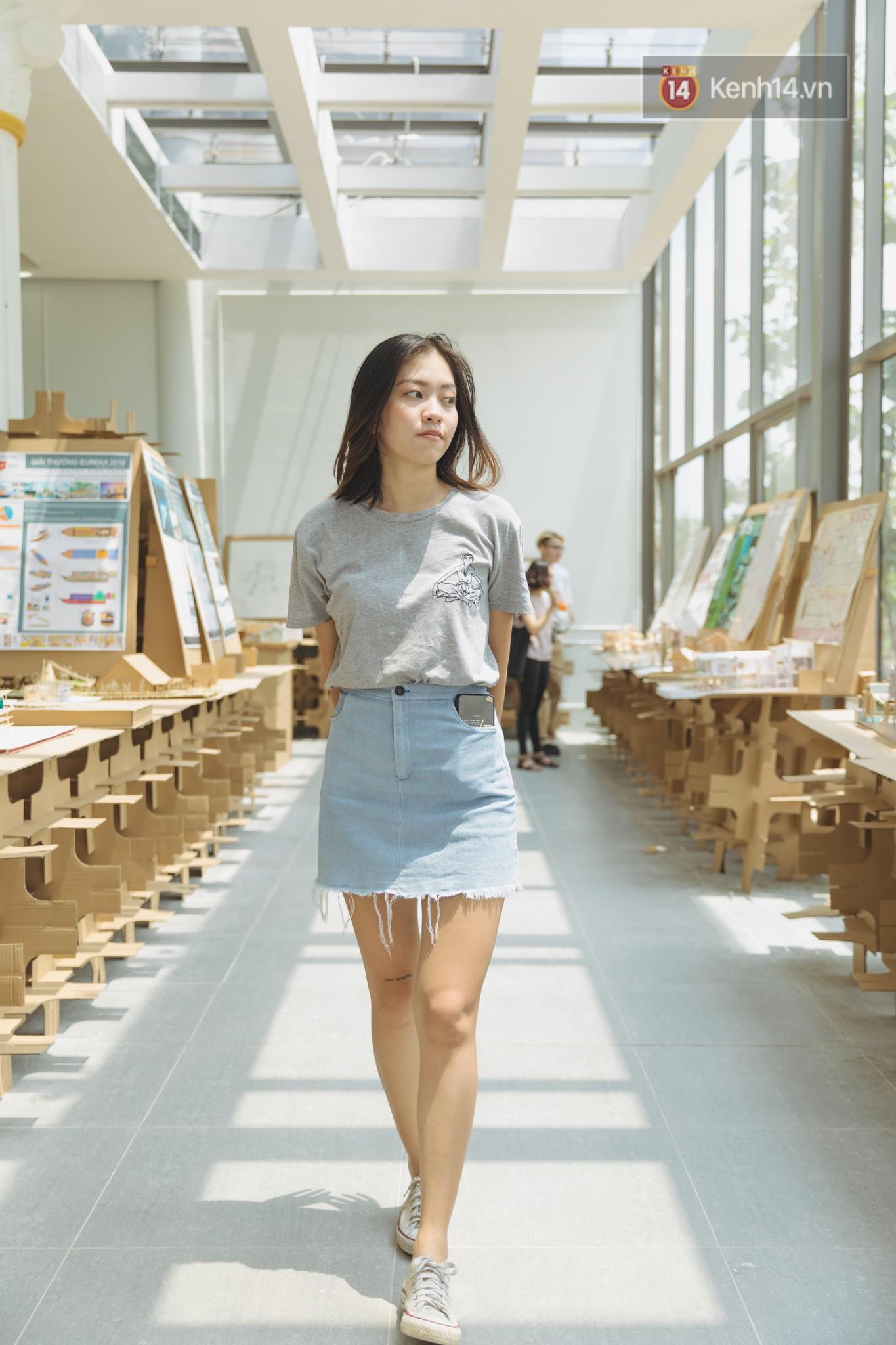 Thiên đường sống ảo mới ở Sài Gòn gọi tên ĐH Văn Lang: Đẹp như trung tâm thương mại, lên hình lung linh bất chấp mọi ngóc ngách - Ảnh 10.