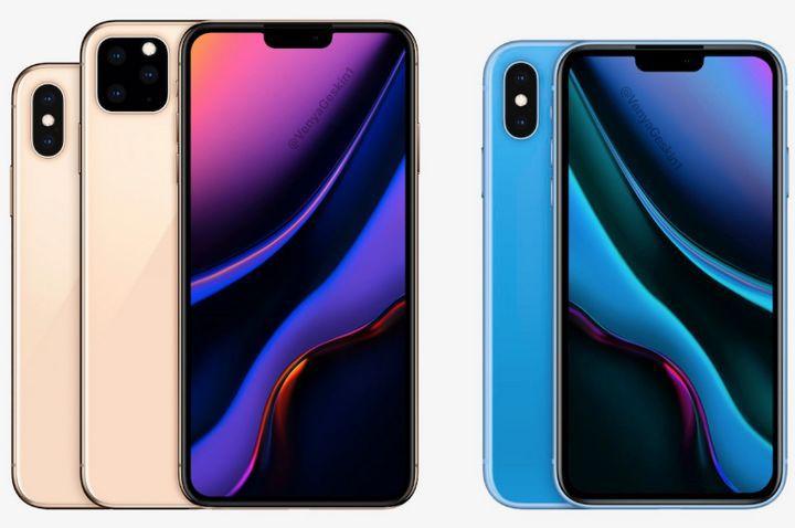 Sốc: Sẽ có tới 5 bản iPhone mới được ra mắt trong năm 2019 để đua với Samsung? - Ảnh 1.