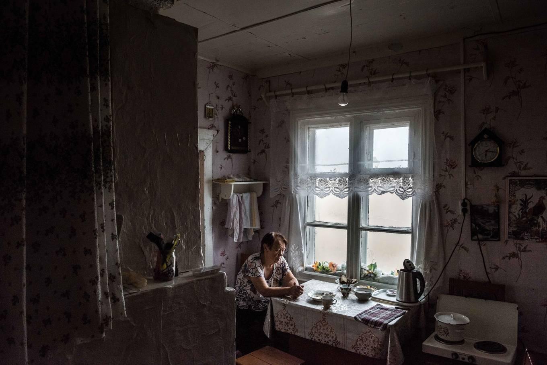 Khám phá ngôi làng Nga biến mất mỗi khi gió to, người dân không ai dám đóng cửa vào ban đêm - Ảnh 4.