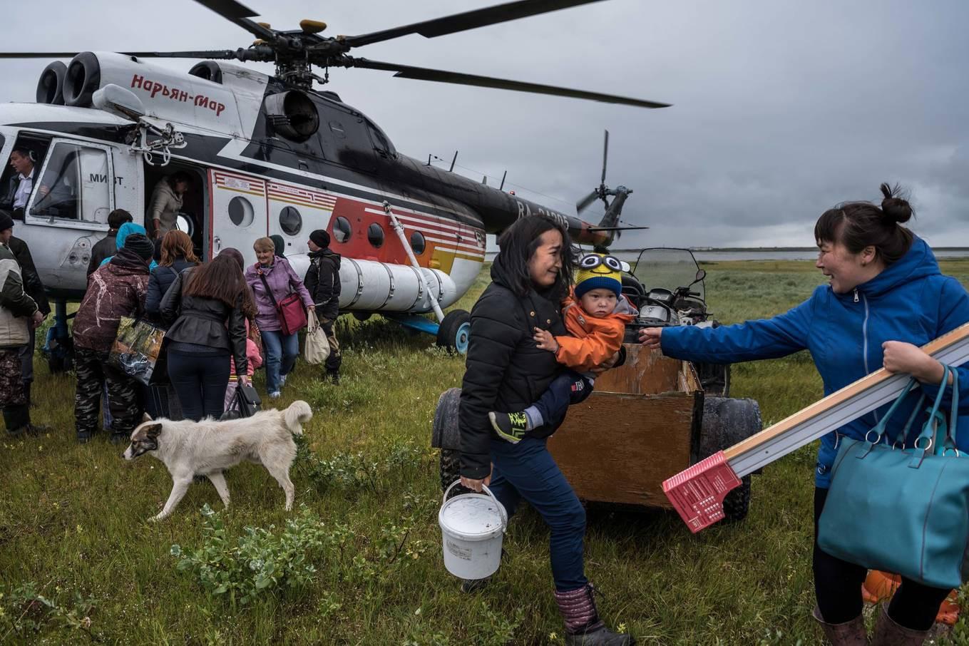 Khám phá ngôi làng Nga biến mất mỗi khi gió to, người dân không ai dám đóng cửa vào ban đêm - Ảnh 9.