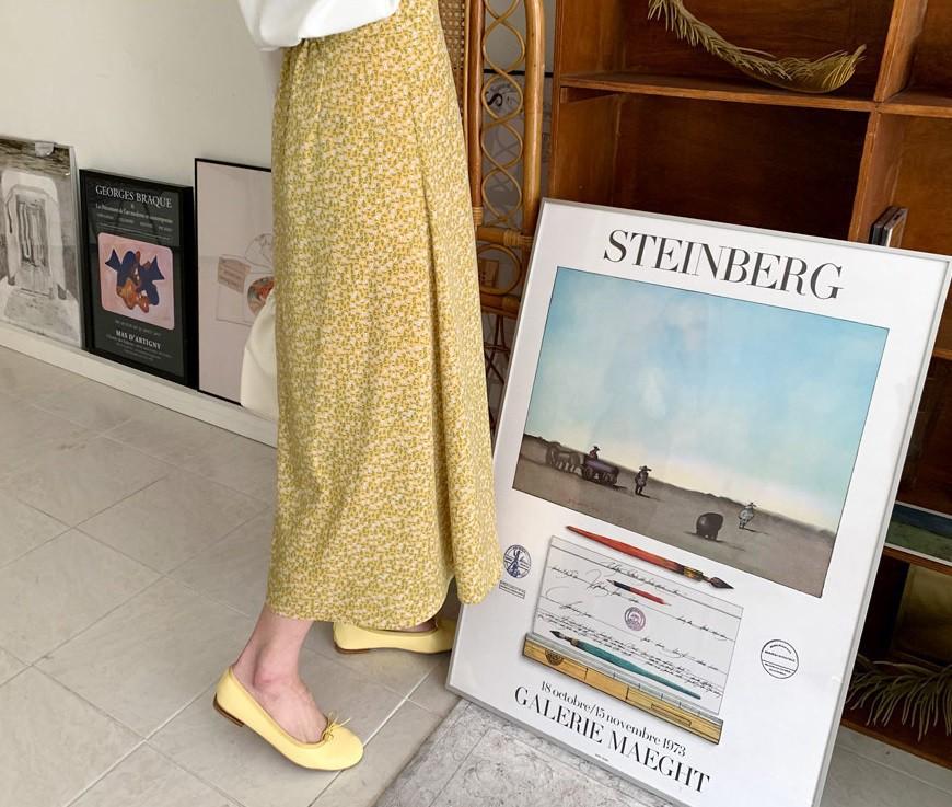 Chân váy hoa hè 2019 xinh đến mức có thể khiến bạn tiếc nuối khôn nguôi nếu không sắm ngay cho mình - Ảnh 4.