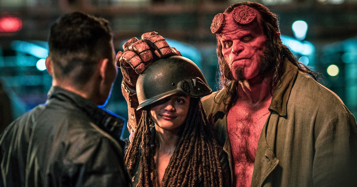Ngoài hành động bạo lực, Hellboy đáng tiếc từ cốt truyện đến tuyến nhân vật - Ảnh 6.