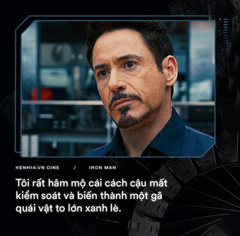 Hơn cả thập kỉ mặc giáp, gia tài của Iron Man là 9 câu thoại cực chất! - Ảnh 6.