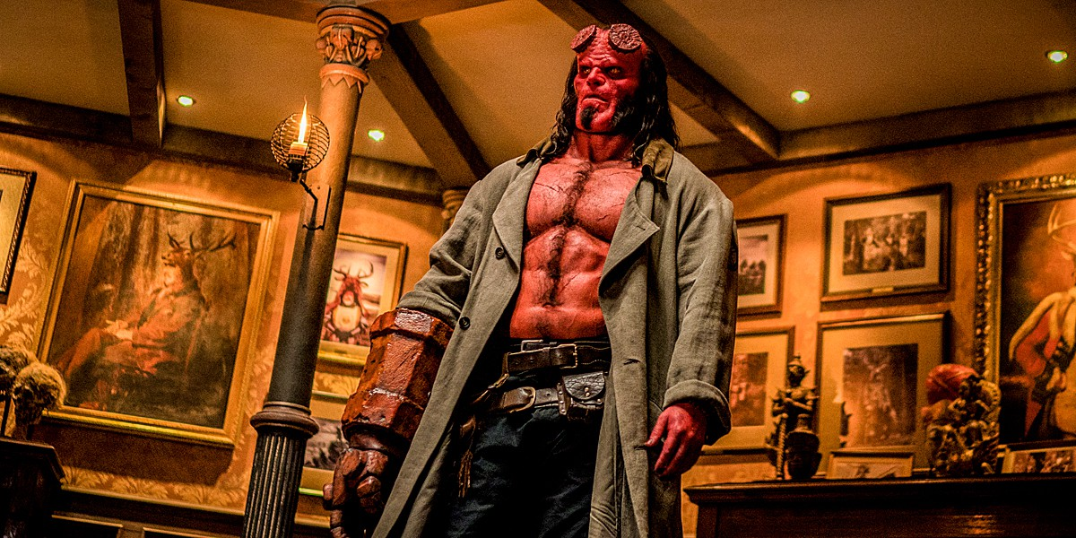 Ngoài hành động bạo lực, Hellboy đáng tiếc từ cốt truyện đến tuyến nhân vật - Ảnh 3.
